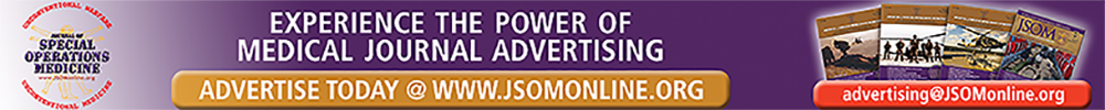 Advertise with the JSOM