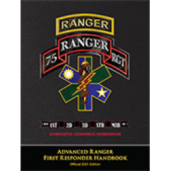 Advanced Ranger First Responder Handbook